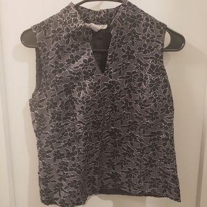 Kenar lace top. Size 4.